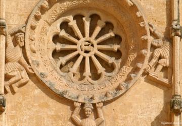 Rosone della Chiesa di San Domenico, Matera